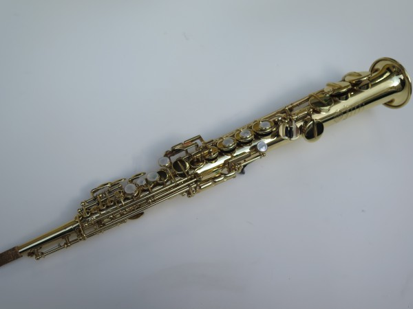 Saxophone soprano Selmer Mark 6 verni (4)