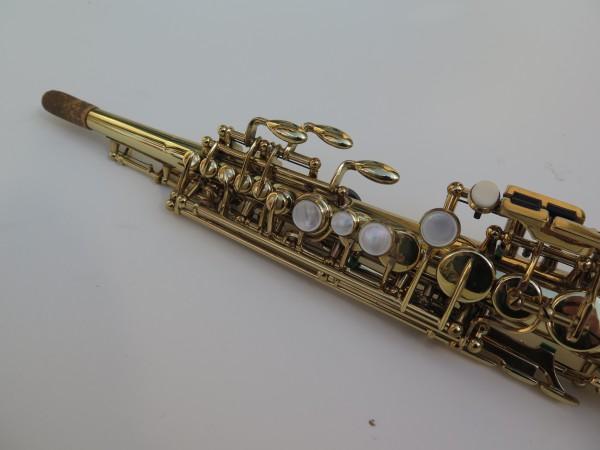 Saxophone soprano Selmer Mark 6 verni (9)