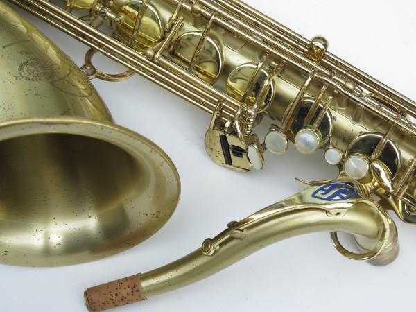Saxophone ténor Selmer Série 3 brossé (1)