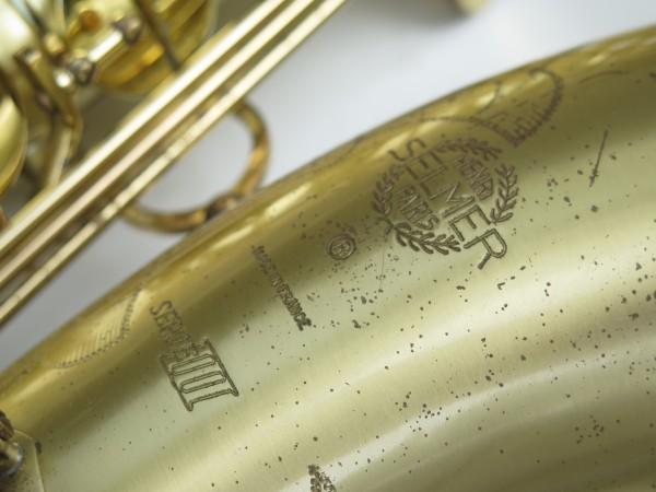 Saxophone ténor Selmer Série 3 brossé (2)