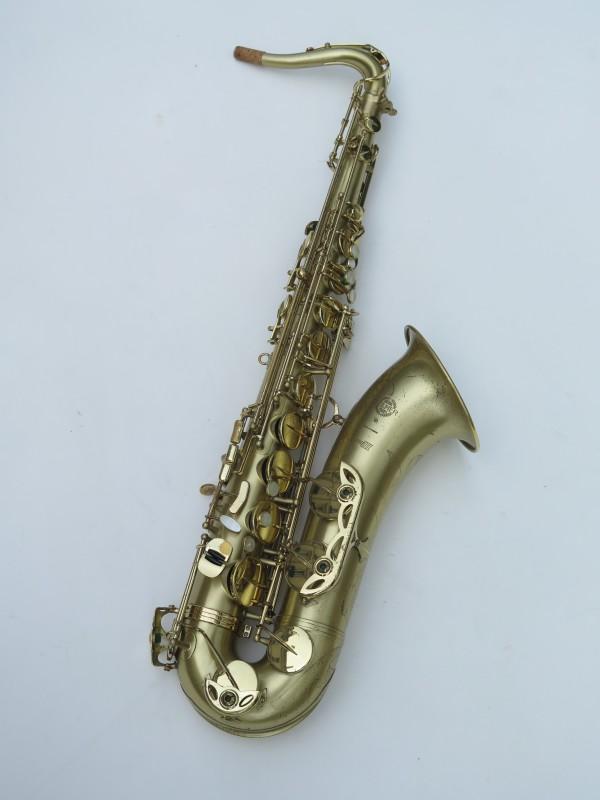 Saxophone ténor Selmer Série 3 brossé (3)