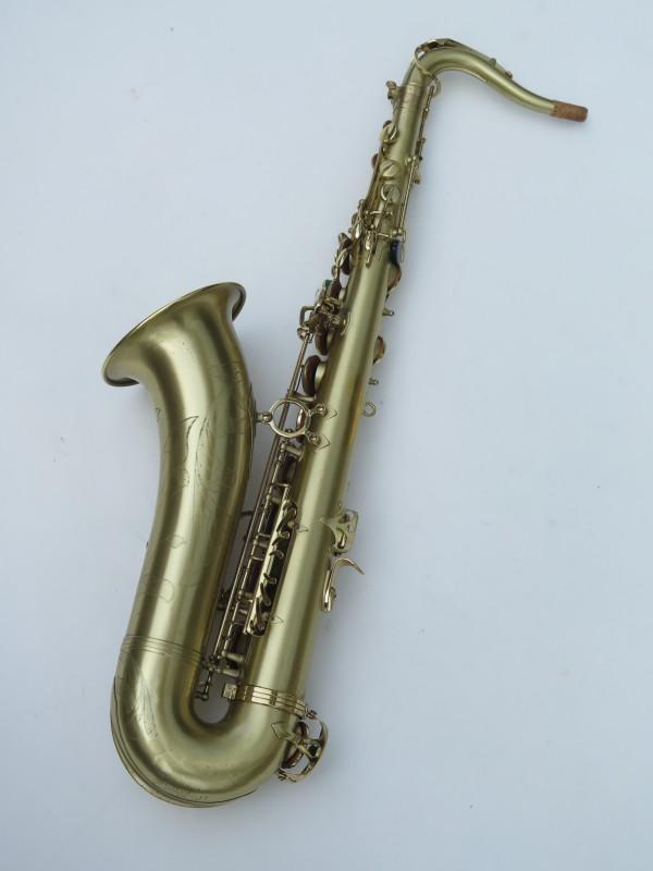 Saxophone ténor Selmer Série 3 brossé (4)