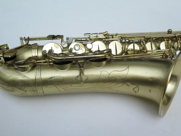Saxophone ténor Selmer Série 3 brossé (6)
