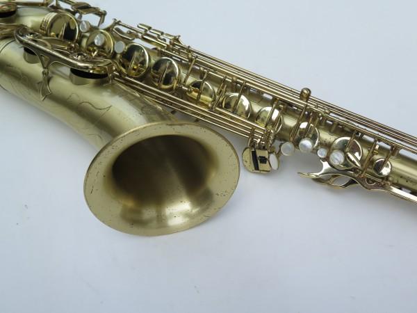 Saxophone ténor Selmer Série 3 brossé (8)