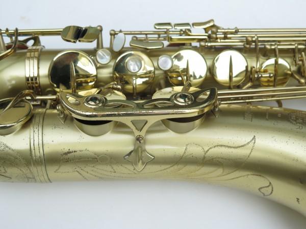 Saxophone ténor Selmer Série 3 brossé (9)