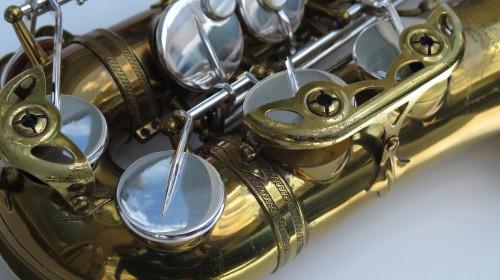 Saxophone alto Selmer mark 6 (1)