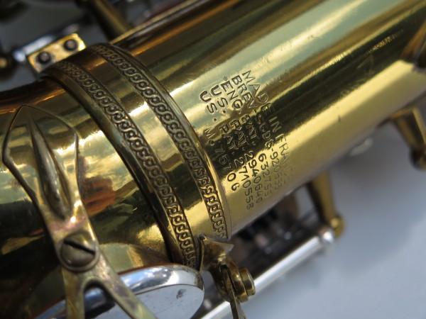 Saxophone alto Selmer mark 6 (11)