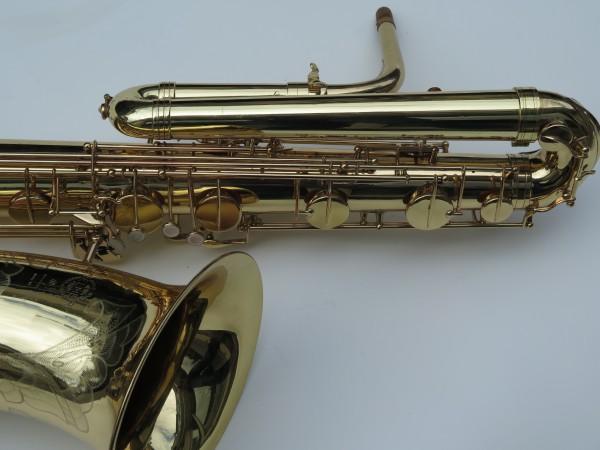 Saxophone basse Selmer mark 6 verni gravé (4)