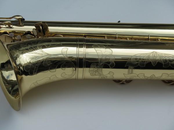 Saxophone basse Selmer mark 6 verni gravé (7)