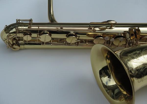 Saxophone basse Selmer mark 6 verni gravé (8)