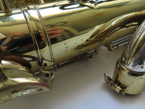 Saxophone ténor King Super 20 (14)