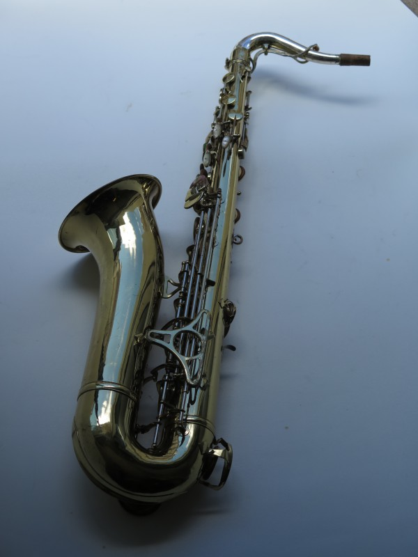 Saxophone ténor King Super 20 (8)