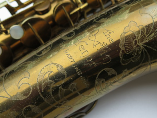 Saxophone ténor Martin Committee 3 verni (2)