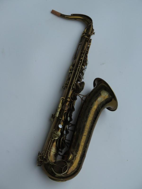 Saxophone ténor Martin Committee 3 verni (4)