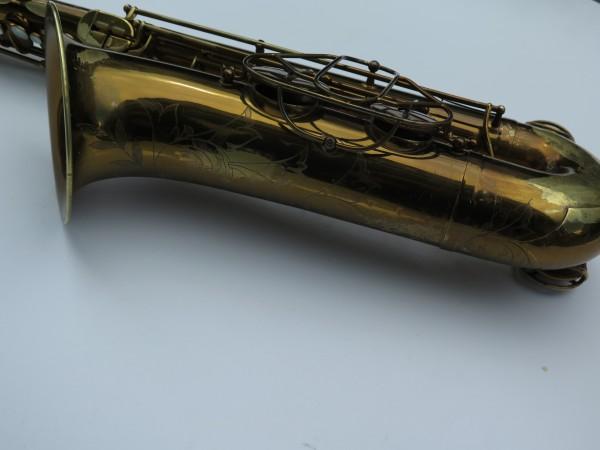 Saxophone ténor Martin Committee 3 verni (6)
