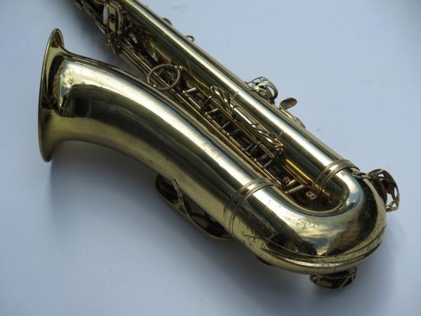 Saxophone ténor Selmer mark 6 verni permagold (10)