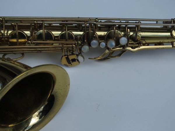 Saxophone ténor Selmer mark 6 verni permagold (2)