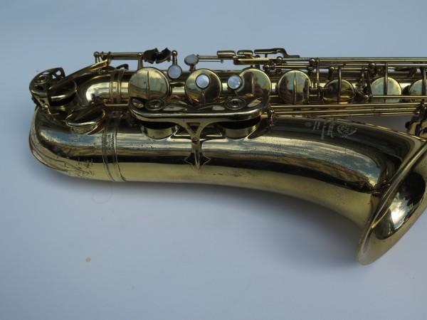 Saxophone ténor Selmer mark 6 verni permagold (3)
