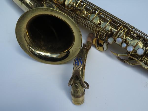 Saxophone ténor Selmer mark 6 verni permagold (5)