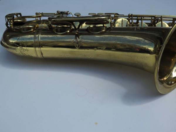 Saxophone ténor Selmer mark 6 verni permagold (7)
