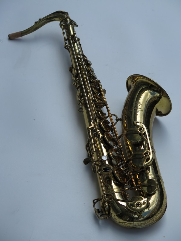 Saxophone ténor Selmer mark 6 verni permagold (8)