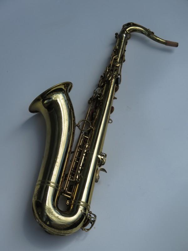 Saxophone ténor Selmer mark 6 verni permagold (9)