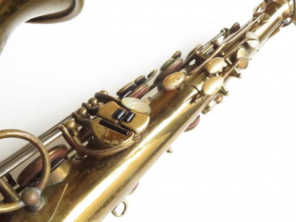 Saxophone ténor Selmer Balanced Action verni gravé (10)
