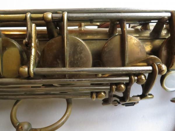 Saxophone ténor Selmer Balanced Action verni gravé (11)
