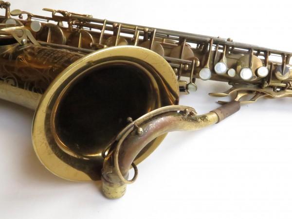 Saxophone ténor Selmer Balanced Action verni gravé (12)