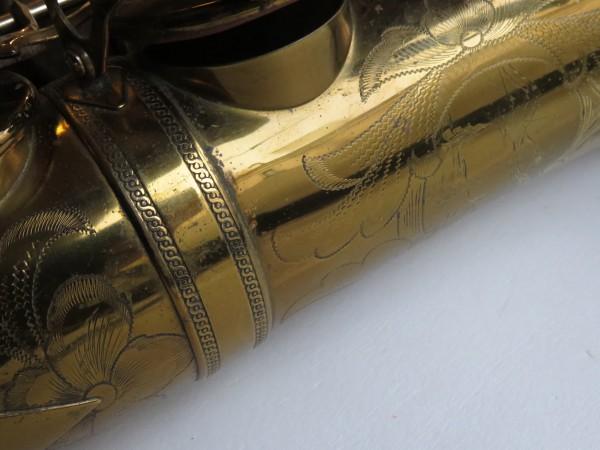 Saxophone ténor Selmer Balanced Action verni gravé (3)