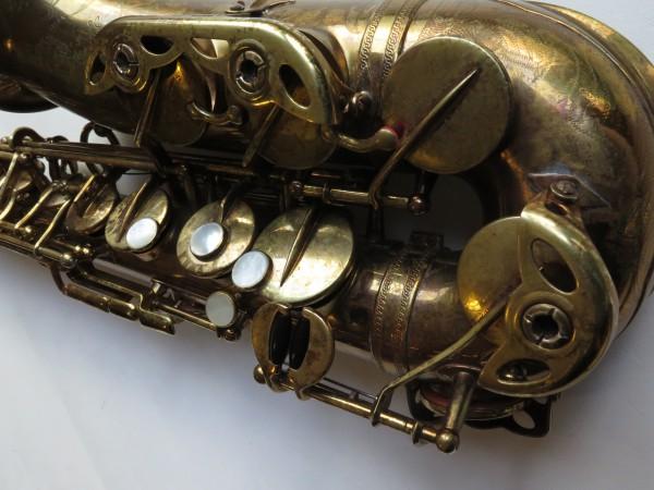 saxophone alto selmer super balanced action verni gravé (12)
