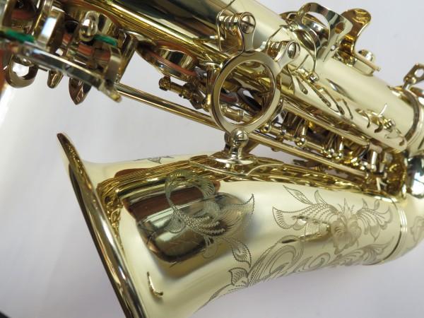 Saxophone alto Selmer Série 3 verni gravé (11)