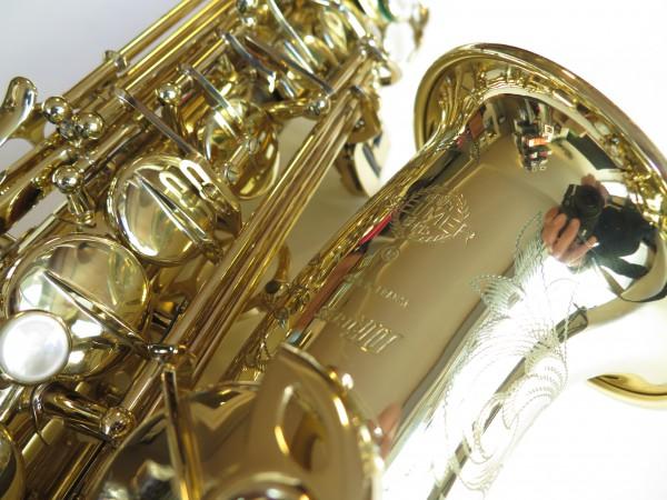 Saxophone alto Selmer Série 3 verni gravé (14)