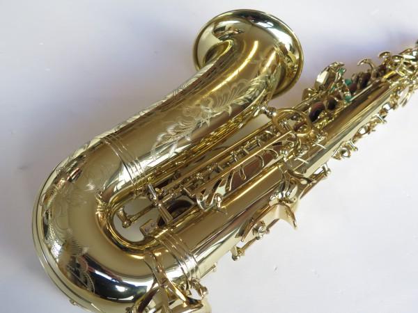 Saxophone alto Selmer Série 3 verni gravé (4)