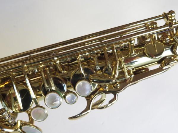 Saxophone alto Selmer Série 3 verni gravé (7)