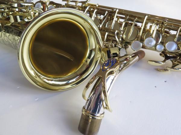 Saxophone alto Selmer Série 3 verni gravé (8)