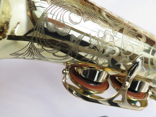 Saxophone alto Selmer Série 3 verni gravé (9)