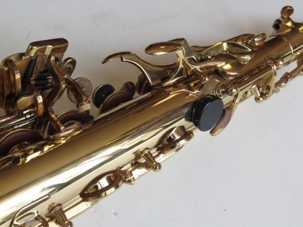 Saxophone alto Selmer Super Action 80 verni gravé (10)