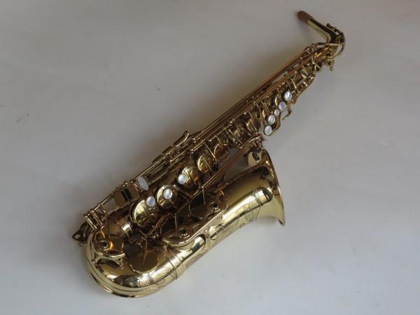 Saxophone alto Selmer Super Action 80 verni gravé (4)
