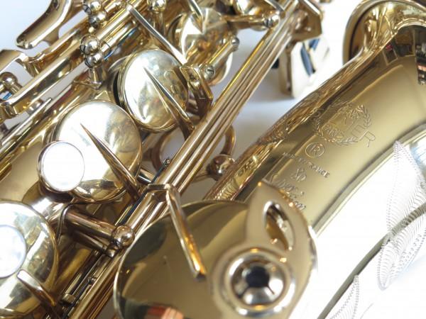 Saxophone alto Selmer Super Action 80 verni gravé (6)