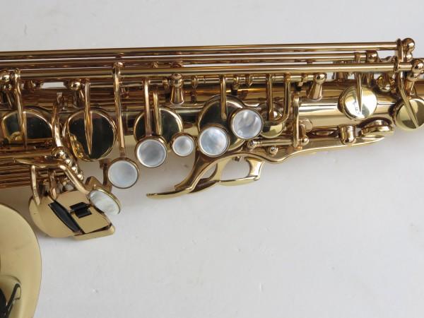 Saxophone alto Selmer Super Action 80 verni gravé (7)