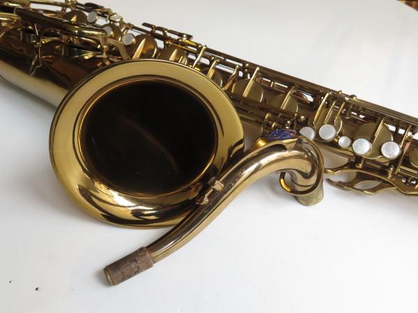 Saxophone ténor Selmer Mark 6 verni (13)