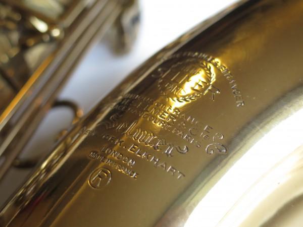 Saxophone ténor Selmer Mark 6 verni (14)