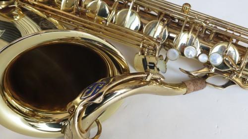 Saxophone ténor Selmer Super Action 80 Série 2 verni gravé (1)