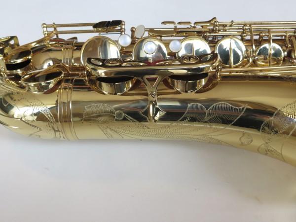 Saxophone ténor Selmer Super Action 80 Série 2 verni gravé (10)