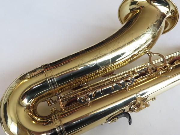 Saxophone ténor Selmer Super Action 80 Série 2 verni gravé (2)
