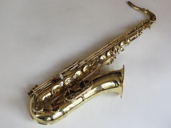 Saxophone ténor Selmer Super Action 80 Série 2 verni gravé (5)