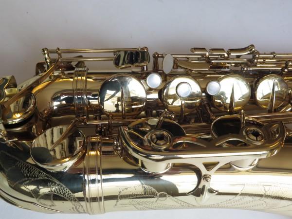 Saxophone ténor Selmer Super Action 80 Série 2 verni gravé (8)