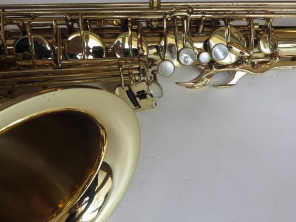 Saxophone ténor Selmer Super Action 80 Série 2 verni gravé (9)