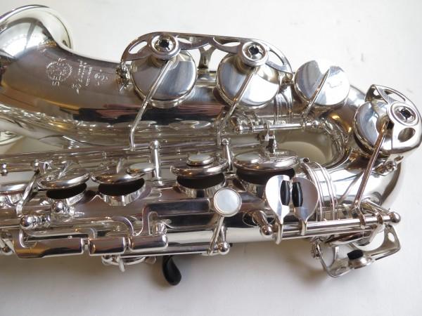Saxophone alto Selmer mark 6 argenté (11)